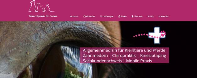 Tierarztpraxis Dr. Grewe sucht Verstärkung: Anfangsassistent/in
